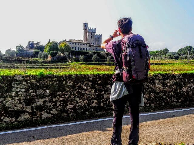 viandante castello