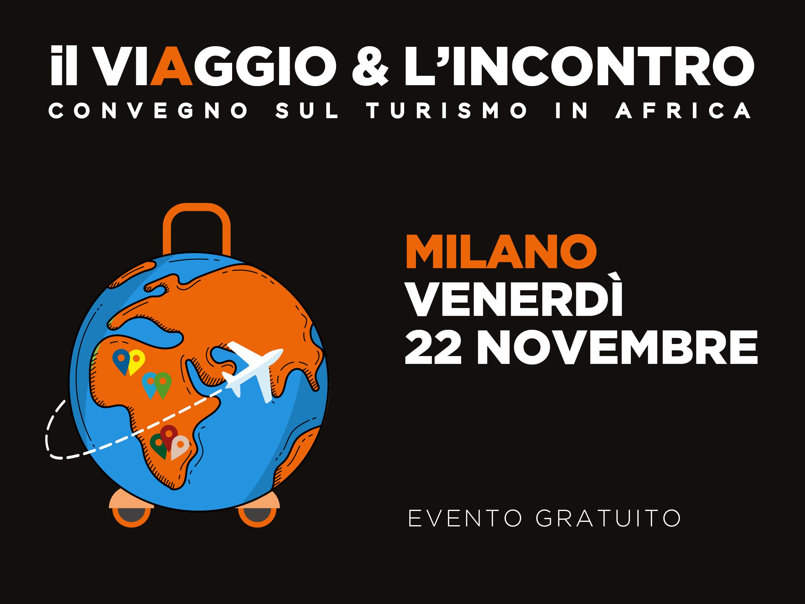 """22 Novembre – Convegno """"Il Viaggio e l'incontro"""""""