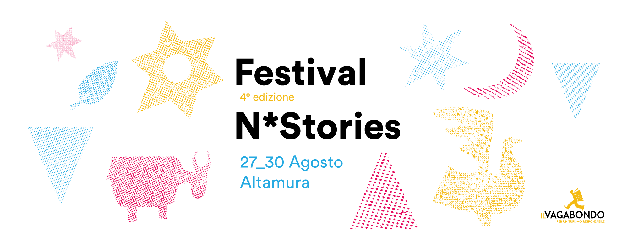 Il viaggio che cambia e come si racconta, tema della 4° edizione del Festival N*stories