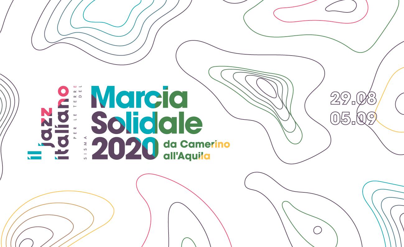 Il Jazz Italiano per le terre del sisma. Marcia solidale 2020 da Camerino all'Aquila