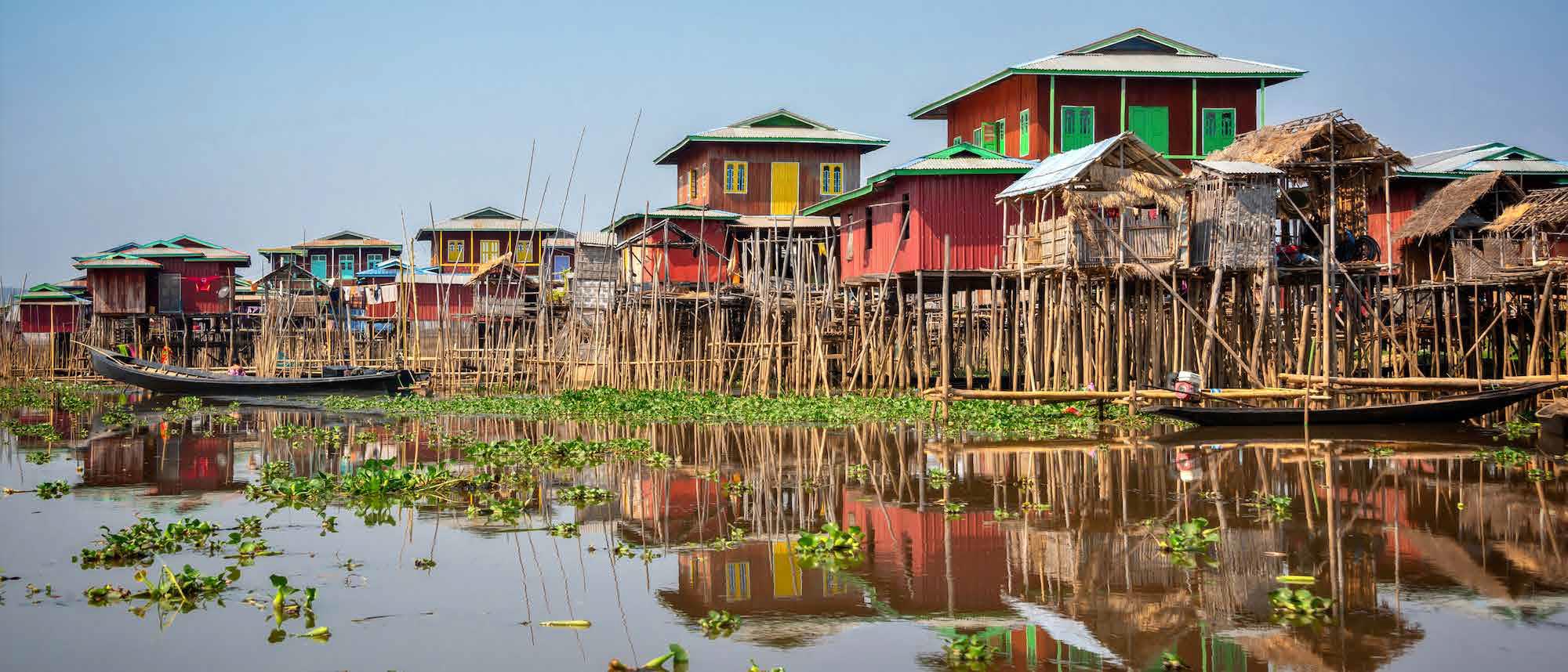 Alla Scoperta del lago Inle – Viaggiare Responsabilmente in Myanmar