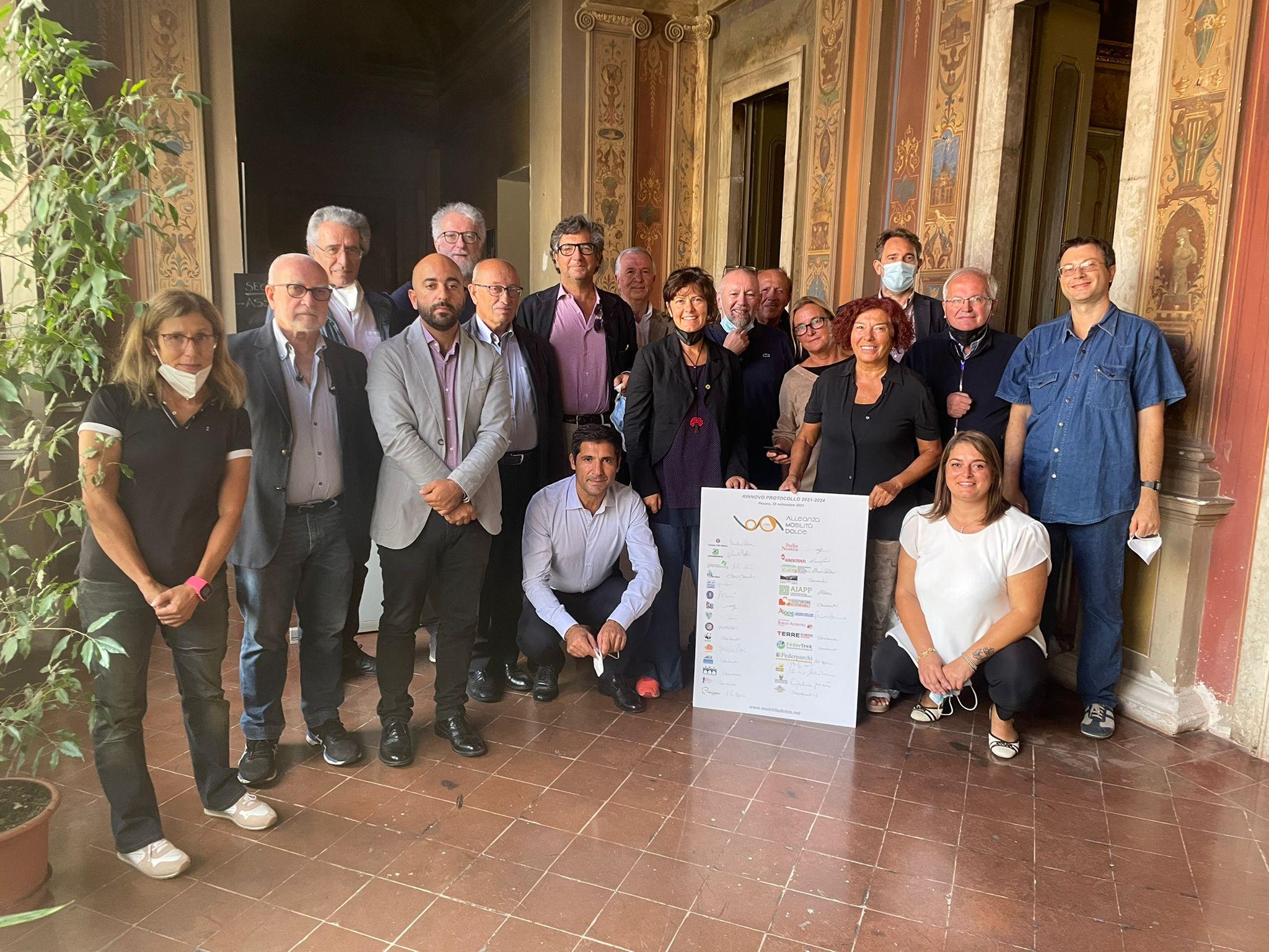 AMODO rinnova il suo impegno per il triennio 2021-2024